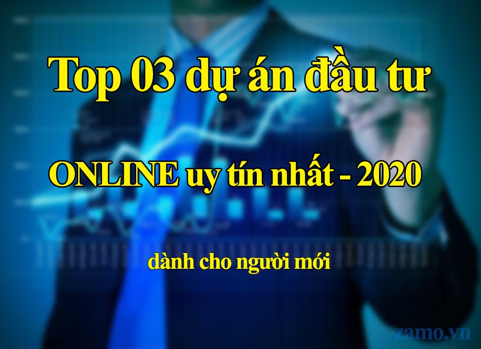 dau tu online 2020