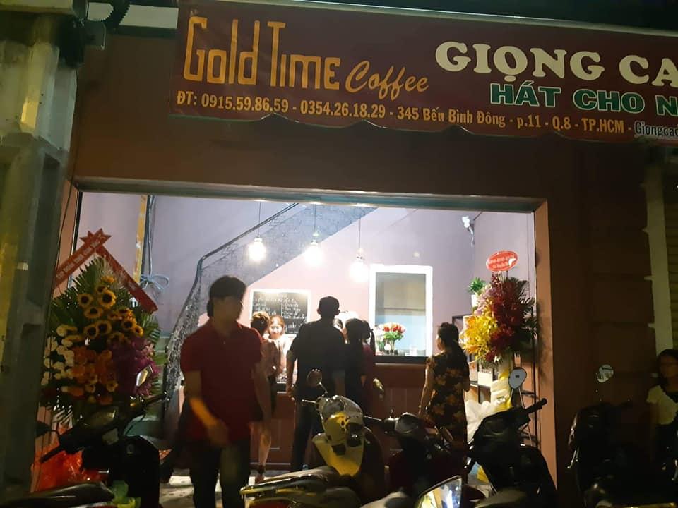 chuỗi cửa hàng goldtimecoffee